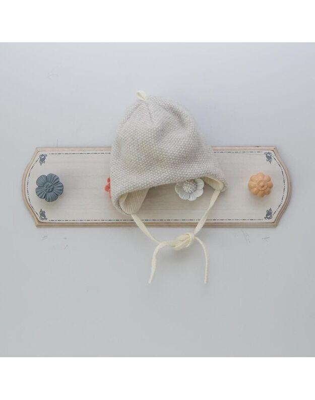 Merino vilnos kepurė. 40, 44, 48cm
