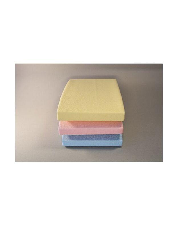 Neperšlampama paklodė su guma, 120x60cm